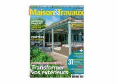 Abonnement magazine Maison & Travaux pas cher : 12€ seulement les 8№