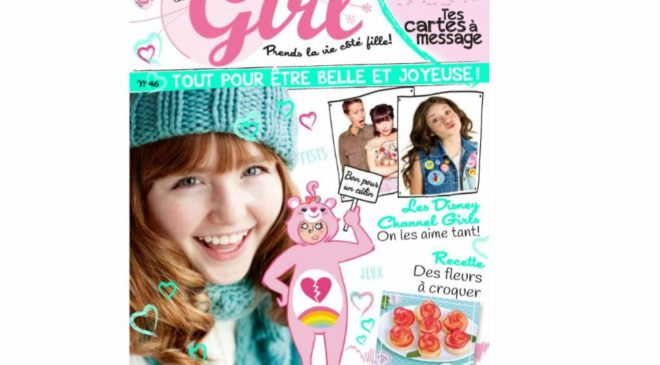 Abonnement pas cher magazine Disney Girl