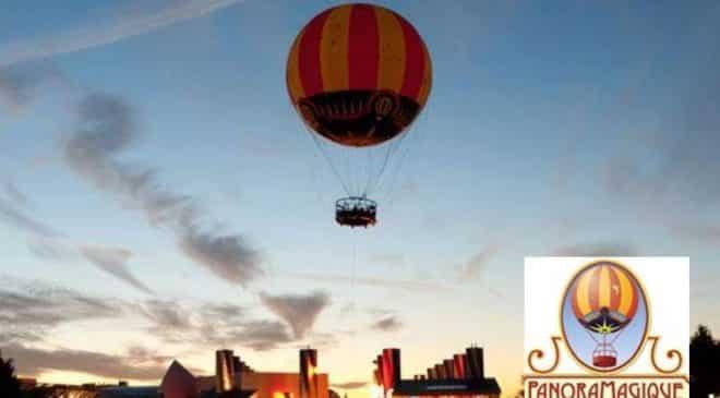 Billet ballon PanoraMagique à tarif réduit