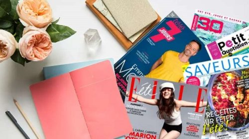 Bon d'achat ViaPresse (abonnement magazine)