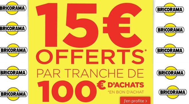 Promo Castorama 15 Par Tranche De 100 : promo en magasin archives page 2 sur 10 bons plans malins ~ Dailycaller-alerts.com Idées de Décoration