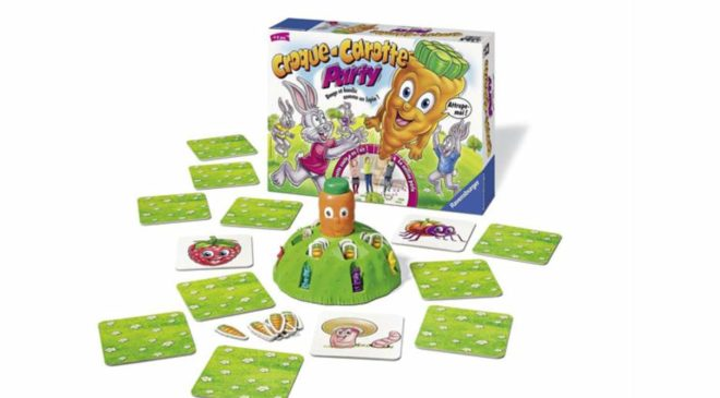 Croque Carotte Party Ravensburger à moins de 20€