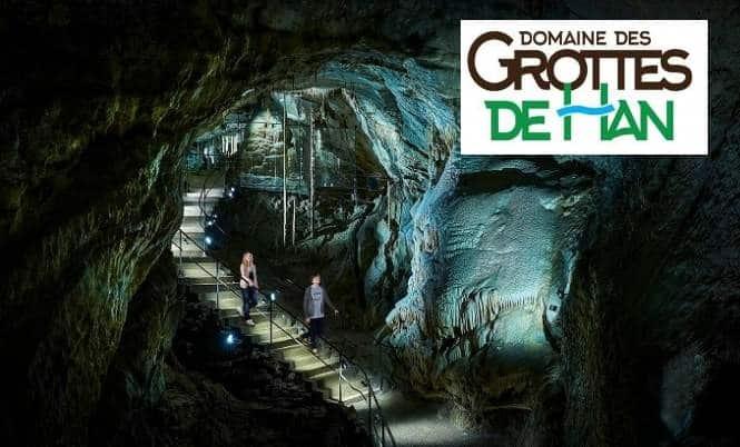 Domaine des Grottes Han pas cher