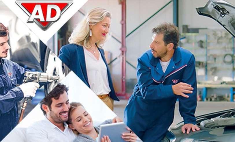 Entretien Auto Bon d'achat Ad Auto à moitié prix