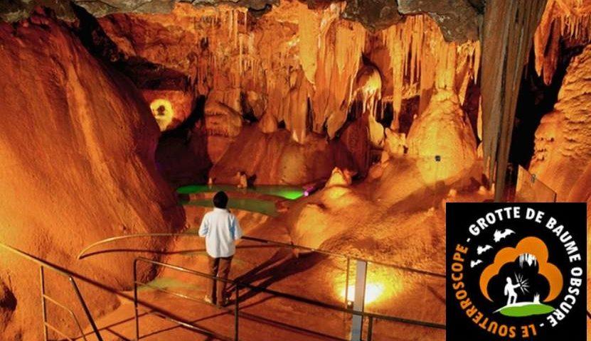 Grotte de Baume Obscure pas chère
