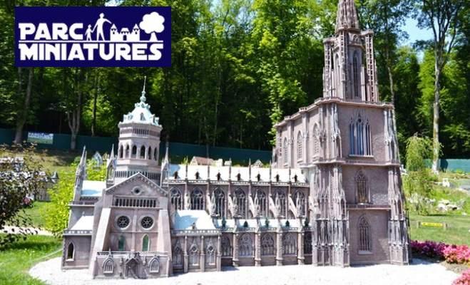 Parc des Miniatures de Plombières-les-Bains moitié prix