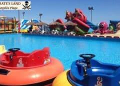 Pirate's Land d'Argelès Sur Mer pas cher : 2 tickets d'entrée et bateaux à 9,99€ (toute la saison)