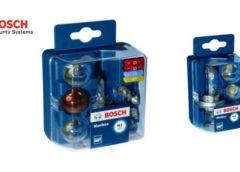 Promo coffret d'ampoules voiture Bosch (jusqu'à -60%) + livraison gratuite sans minimum
