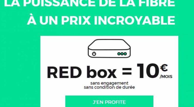 red box sfr fibre 10 mois internet appel presse tv. Black Bedroom Furniture Sets. Home Design Ideas