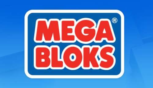 Remise immédiate de 10€ sur Mega Bloks dès 25€