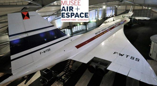 Visite du Concorde et Boeing 747 à moitié prix
