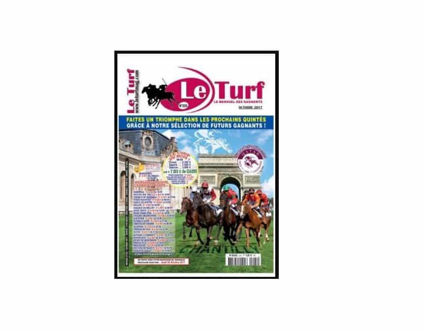abonnement au magazine Le Turf pas cher