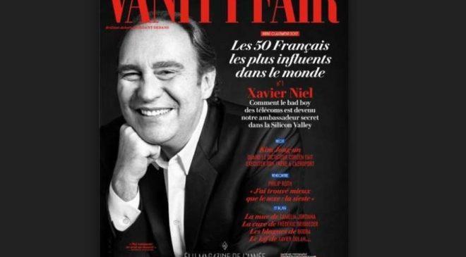 magazine Vanity Fair pas cher