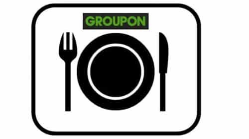 remise en plus sur les offres restaurants et bars Groupon