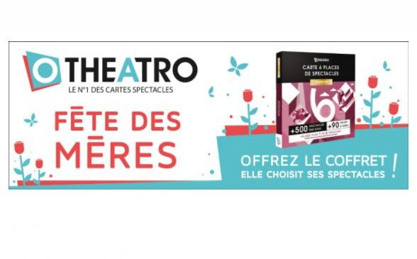 -10€ sur les coffrets Otheatro places de spectacle