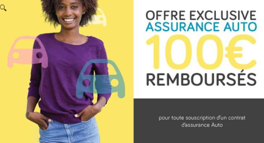 100€ remboursés par Direct Assurance
