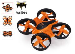 10,2€ seulement le mini-drone FuriBee F36 2.4GHz – livraison gratuite