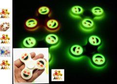 1,06€ le Hand Spinner smiley phosphorescent + livraison gratuite