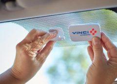 2 badges Télépéage Temps Libre VINCI Autoroutes à 13,9€ au lieu de 48€ (1 badge 8€) –  formule sans engagement
