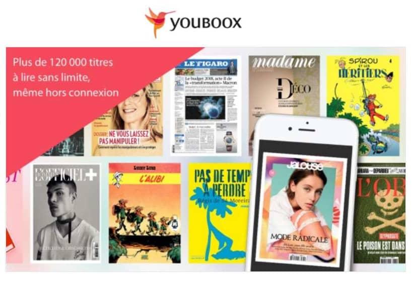 29€ pour 1 an d'abonnement ebook illimité