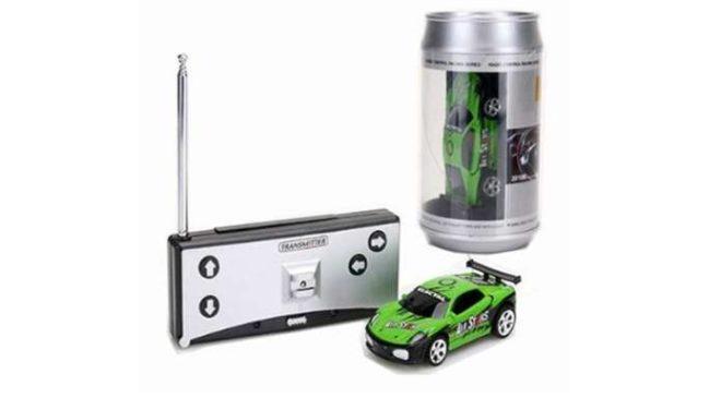 4,51€ la voiture radio-télécommandée (livraison gratuite) vendu dans une boite