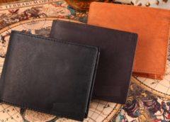 Pas cher : 9,90€ le portefeuille 100% cuir (+2,99€ port)