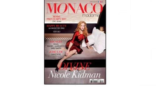 Abonnement magazine Monaco Madame pas cher