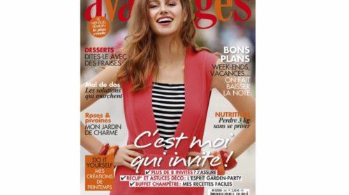 Abonnement magazine feminin Avantage pas cher