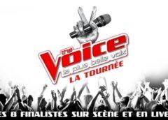 Billet The Voice La tournée pas cher (différentes villes) 🎤 : dès 17,50