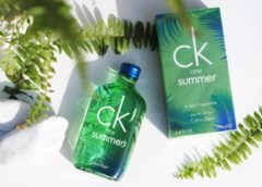 26,45€ l'eau de toilette CK One Summer 100ml port inclus
