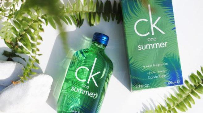 CK One Summer 100ml au plus bas prix