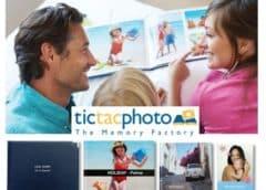 Déstockage livre photo : de -30% à -50% sur les livres photos TicTacPhoto