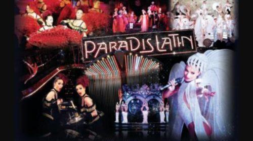 Dîner-spectacle au Paradis Latin : 2ème personne offerte