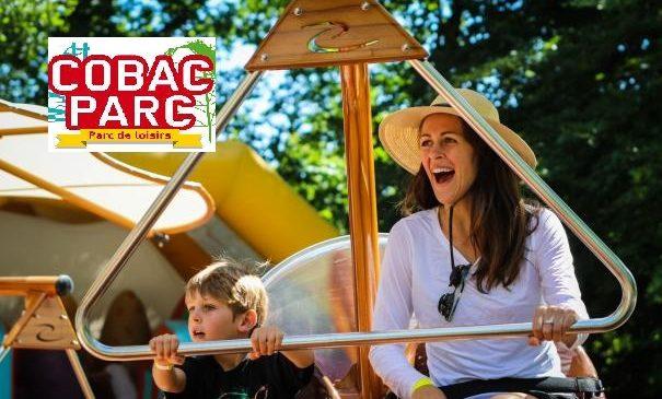 Entrée gratuite pour les mamans à Cobac Parc