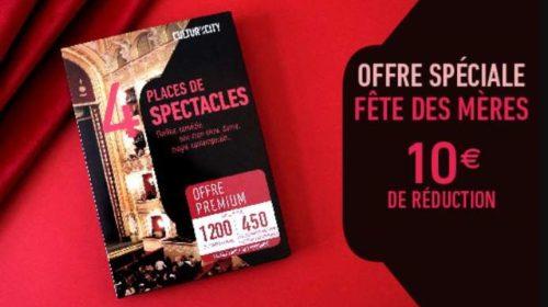 Fête des mères -10€ sur les coffrets Cultur'in the City