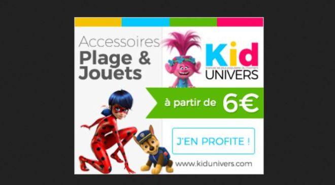 Kid Univers : tous les articles des héros pour enfants