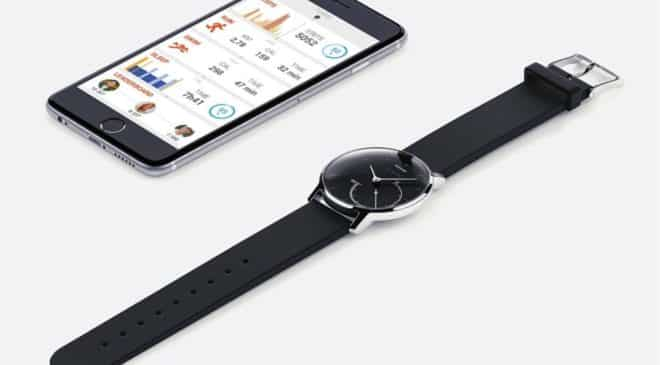 Montre connectée Withings Activité Steel à 99€ port inclus