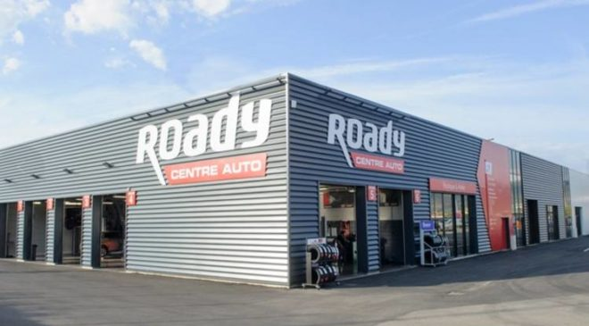 Remise centre auto Roady : 100€ de prestation au prix de 50€