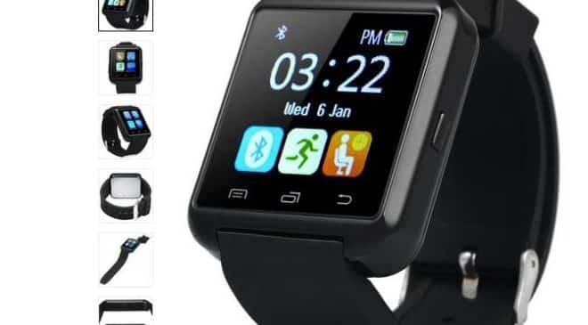 Smart montre U8S a seulement 7,23€