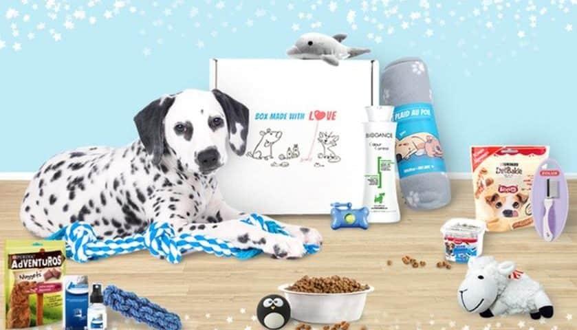 Wamiz Box (box chat ou chien) à moitié prix