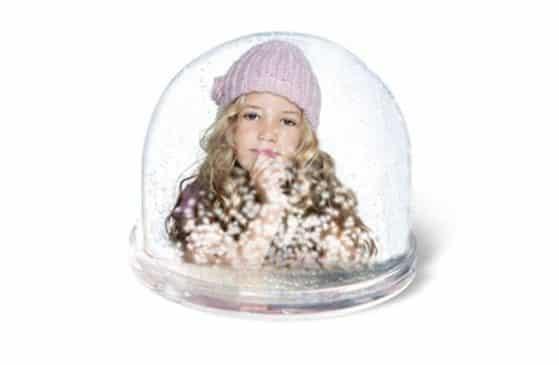 boule à neige à personnaliser pas chère
