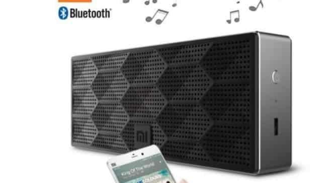 15 5 seulement l enceinte xiaomi mi speaker bluetooth port inclus. Black Bedroom Furniture Sets. Home Design Ideas