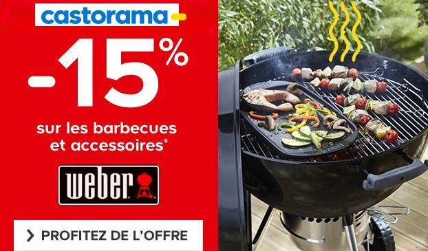 Bons plans Barbecue : promotions en ligne et en magasin