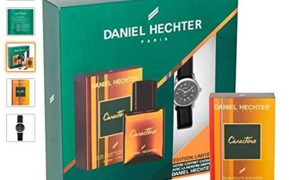 10€ le coffret Daniel Hechter : eau de toilette + montre griffée Daniel Hechter