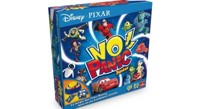 10€ le jeu No Panic Disney de Goliath