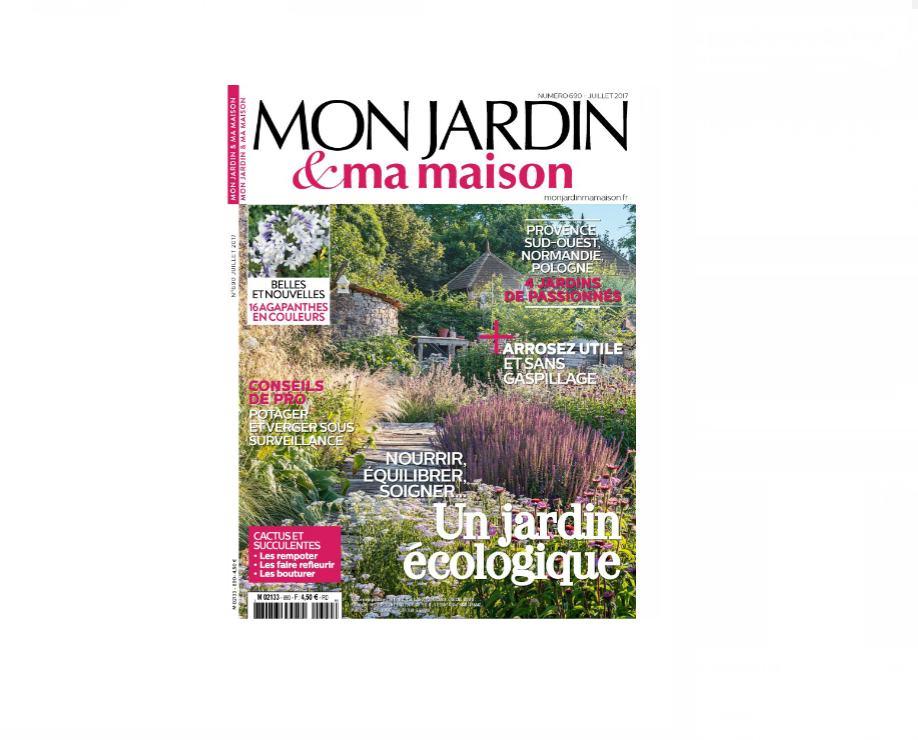Abonnement magazine mon jardin ma maison pas cher 21 9 for Abonnement fleurs pas cher