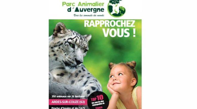 Billet moins cher pour le Parc Animalier d'Auvergne