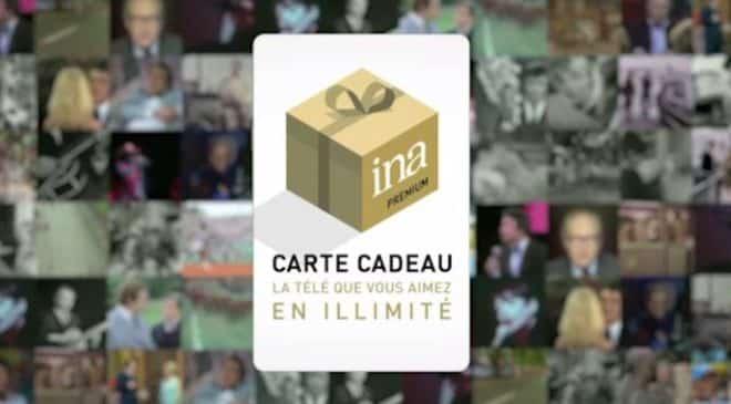Carte cadeau Ina Premium moitie prix