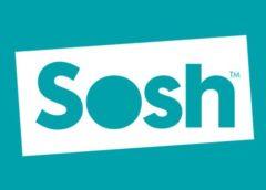 Forfait SOSH 40Go à 9,99€/mois illimité France-Europe – sans engagement