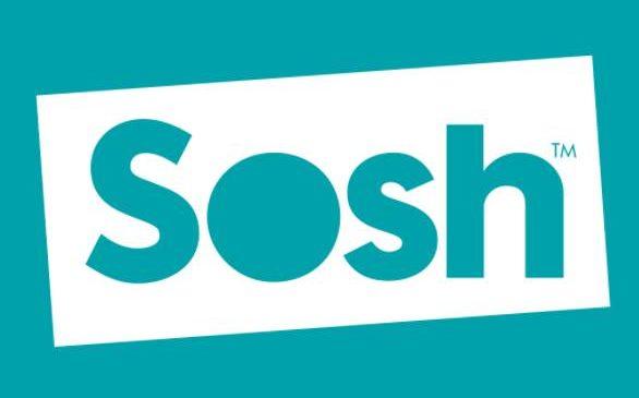 Forfait SOSH 40Go à 9,99€/mois
